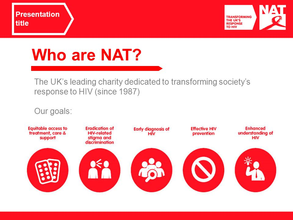Who are NAT.