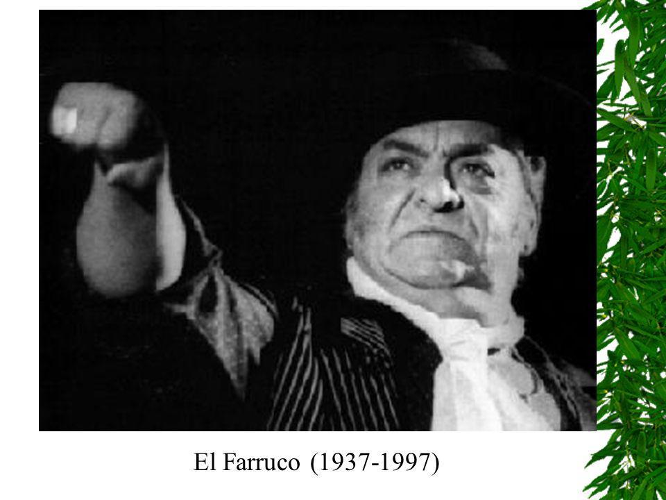 El Farruco (1937-1997)
