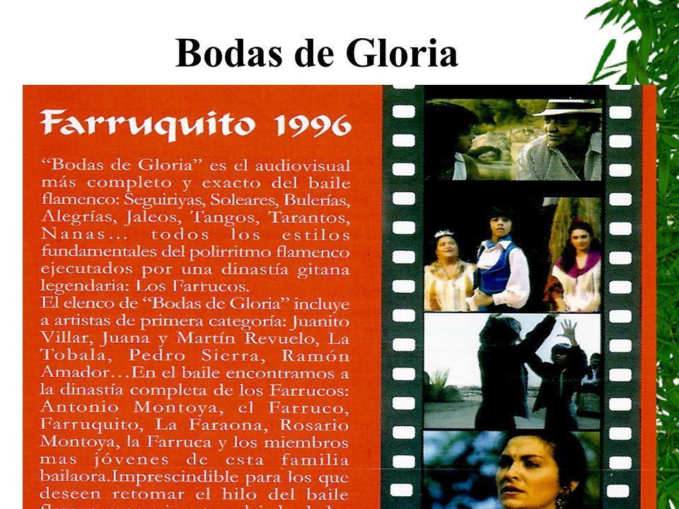 Bodas de Gloria