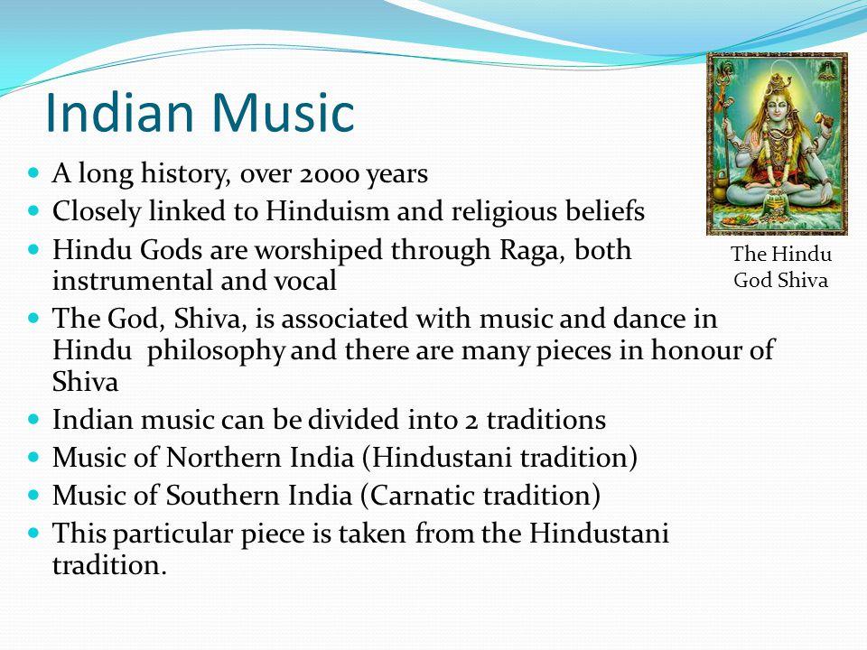 instrumental music india