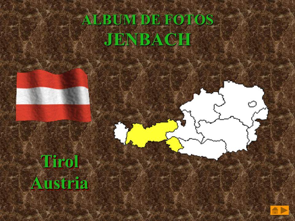 ALBUM DE FOTOS JENBACH Tirol Austria Tirol Austria