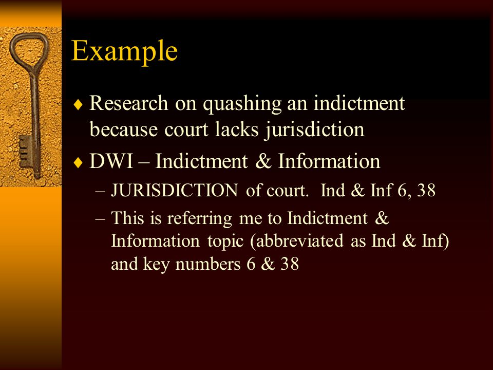 Topics, Subheadings, and Key Numbers  This is a breakdown of subheading 90.1 (Particular expressions and limitations) under the Constitutional Law topic and subheading V.