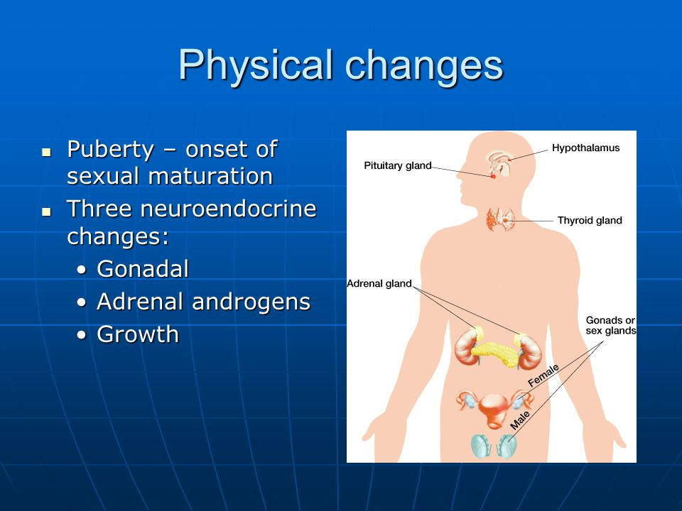 physical changes in adolescence essay The major milestones related to physical development in adolescence are rapid physical growth and change, which is referred to as the adolescent growth spurt the height and weight drastically increases in adolescents, causing the individual to be viewed as adult sized during these physical changes.