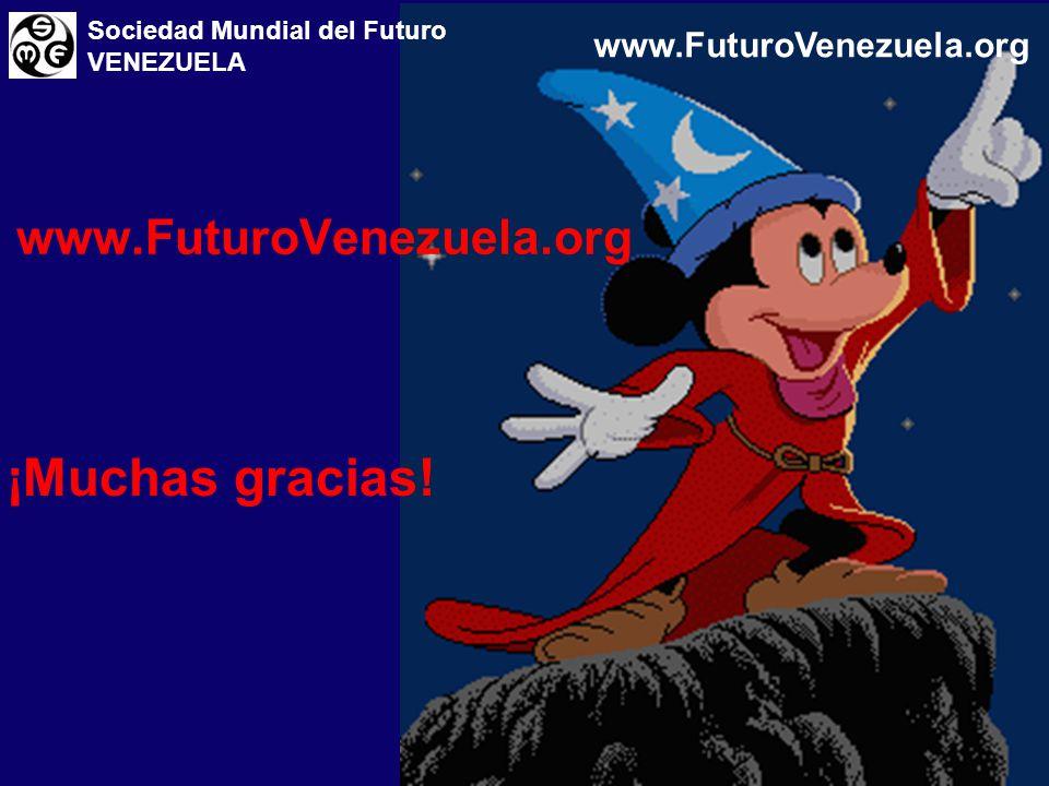 www.FuturoVenezuela.org ¡Muchas gracias.