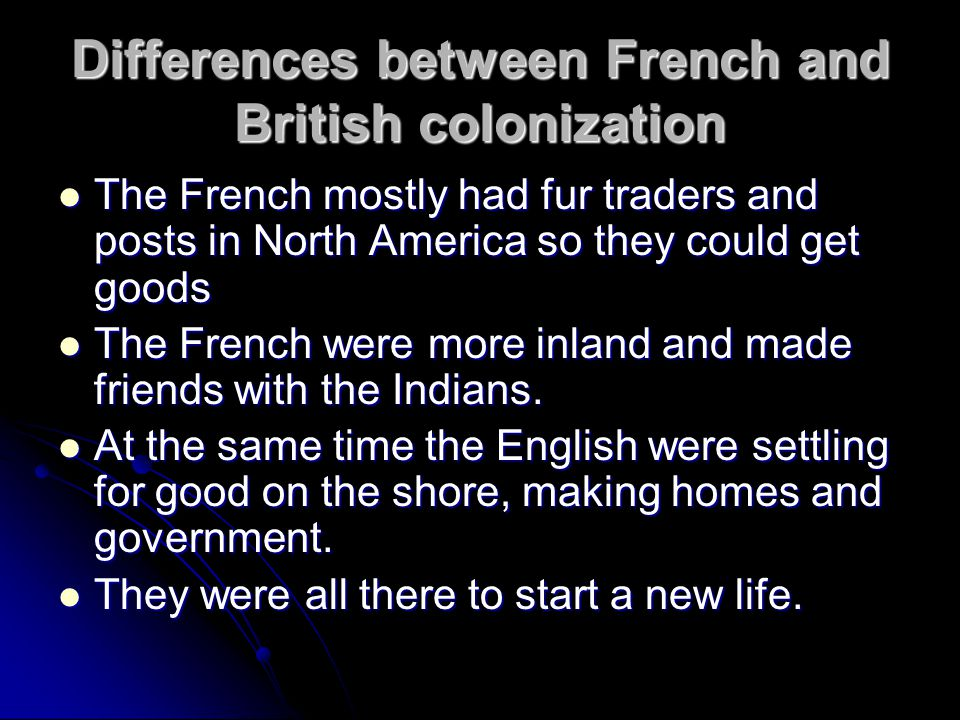 How did the french and indian war change north america?