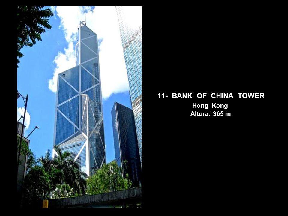 12- EMIRATES OFFICE TOWER Dubai Altura: 354,6 m