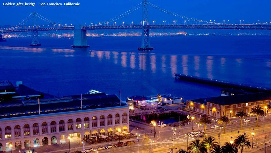 Financial District au crépuscule: Le port