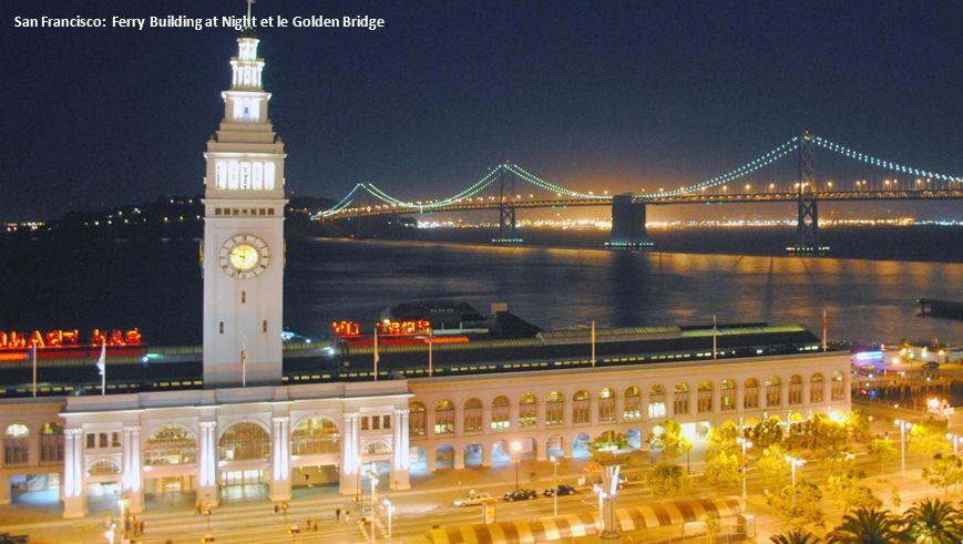 Palace Of Fine Arts At Night In San Francisco