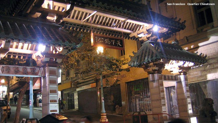 Chinatown, la plus grande communauté chinoise au monde hors Asie.