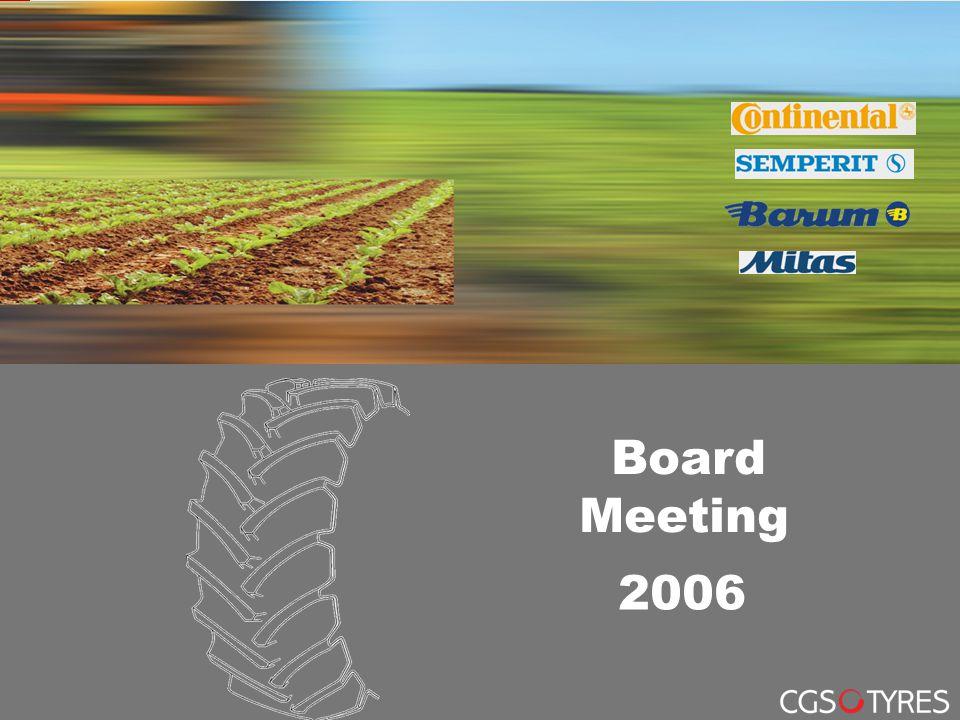 CGS Neumáticos Ibérica Agricultural Tyres CGS Neumáticos Ibérica Sales 2006
