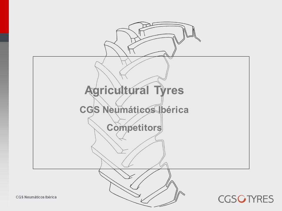 CGS Neumáticos Ibérica Agricultural Tyres CGS Neumáticos Ibérica Competitors