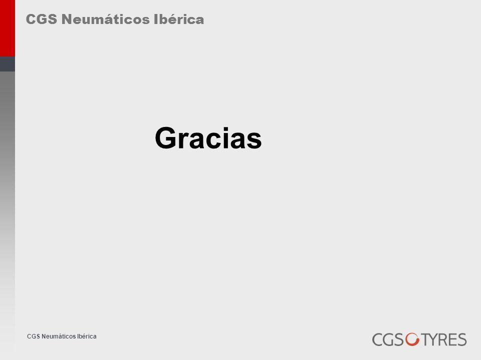 CGS Neumáticos Ibérica Gracias