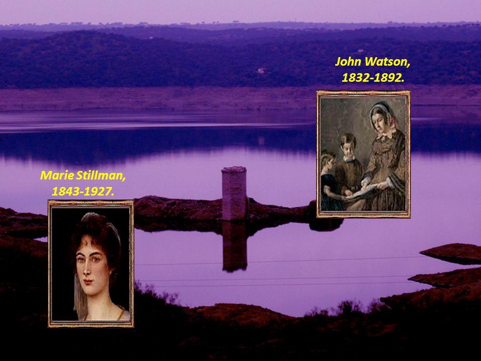 Joseph Southall, 1861-1944. John MacWhirter, 1839-1911.