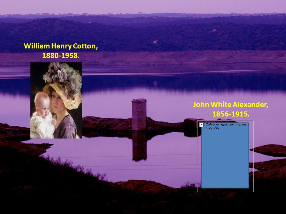Marie Stillman, 1843-1927. John Watson, 1832-1892.