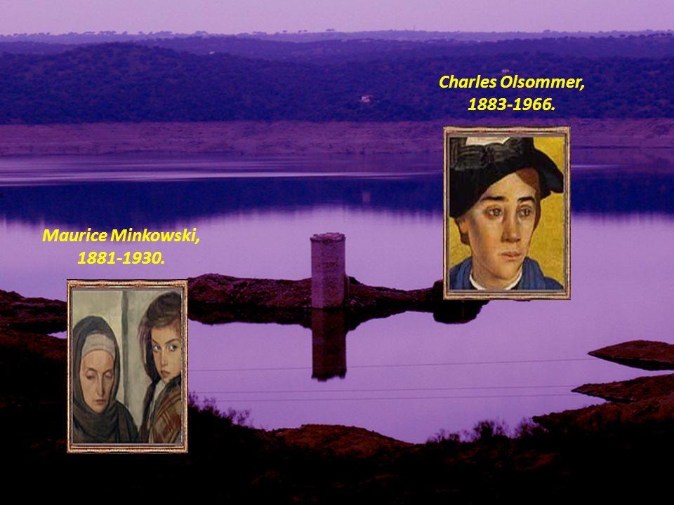 George Boyce, 1826-1897. Mary Cassatt, 1844-1926.