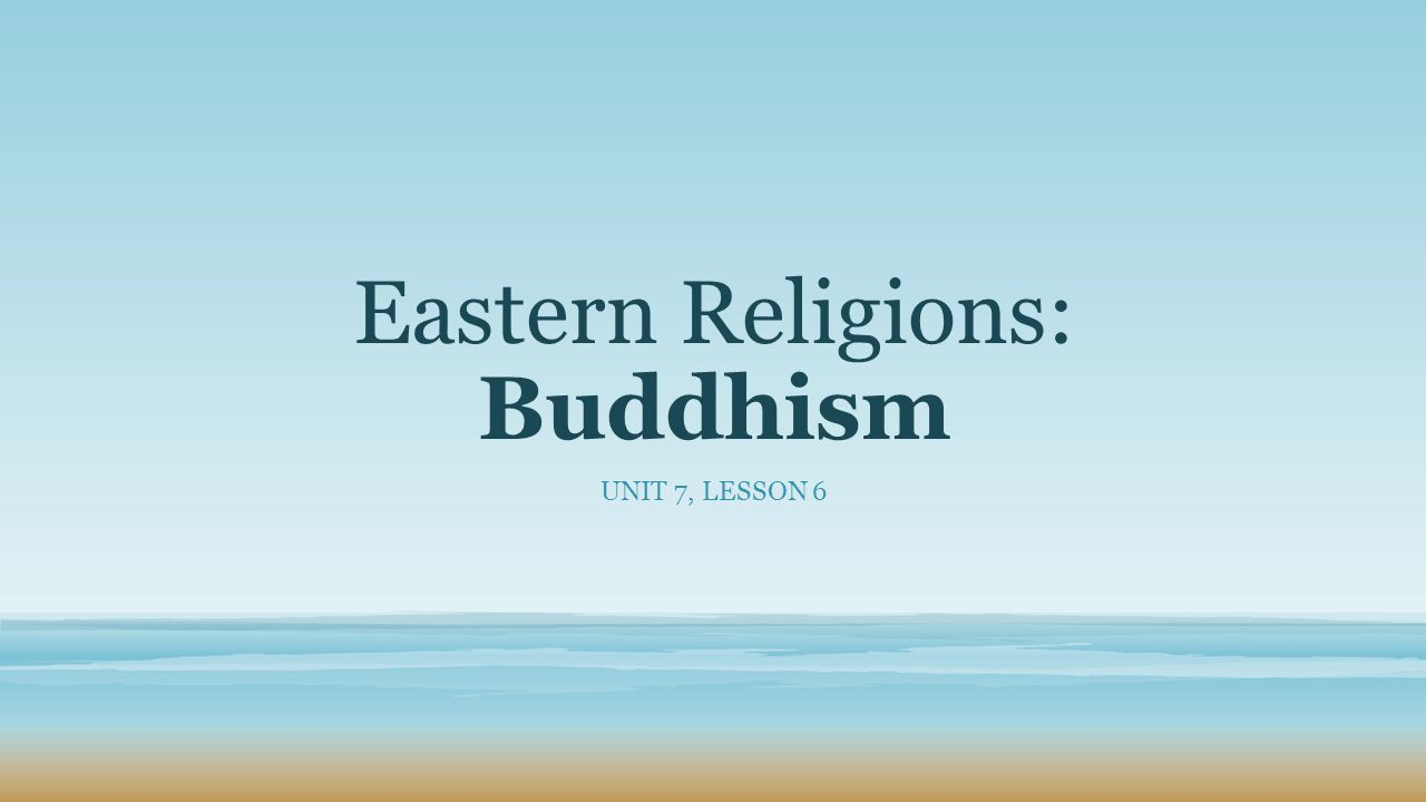 eastern religions Exploring the ancient wisdom of eastern philosophy / metaphysics brief summaries, pictures and quotes on buddhism, hinduism, taoism and confucianism explaining the dynamic unity of reality (foundation of eastern philosophy) with the wave structure of.