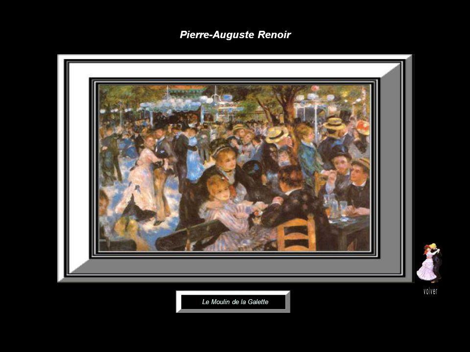 The launch Claude Monet