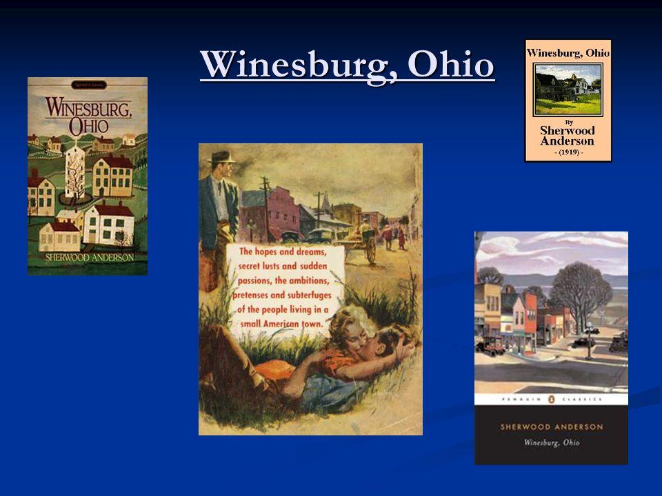 winesburg ohio critical analysis essay example