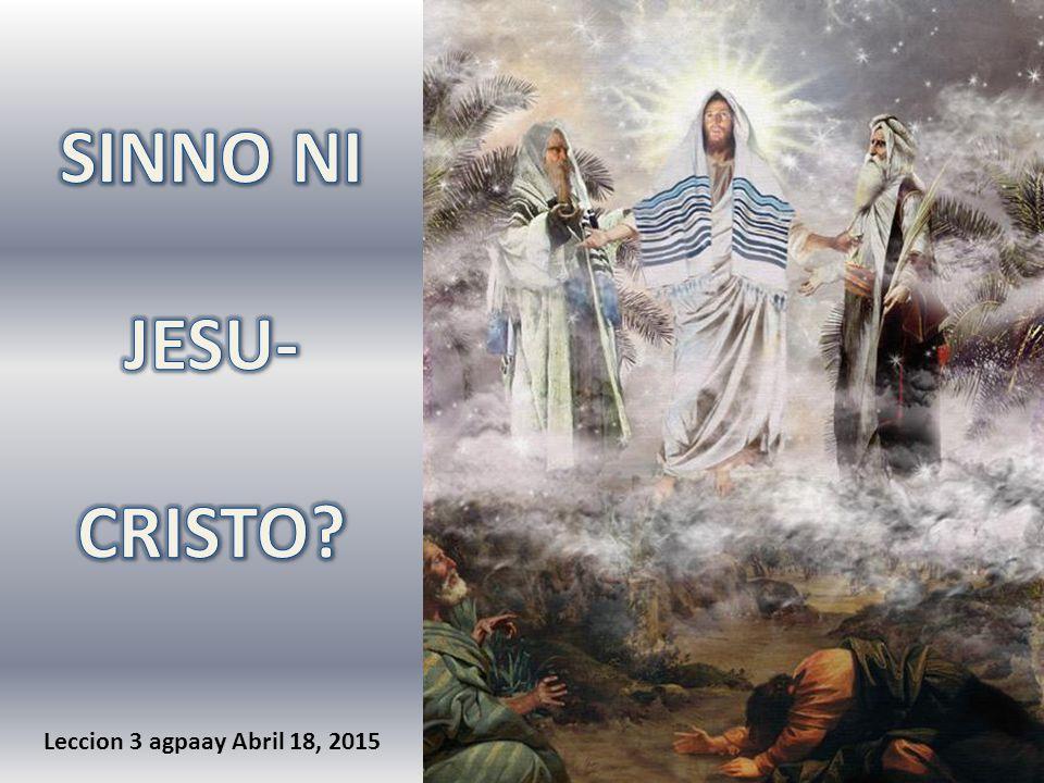 Leccion 3 agpaay Abril 18, 2015