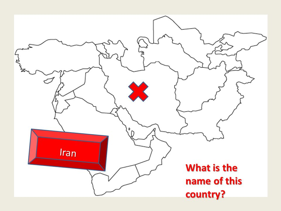 What is the name of this country Iran