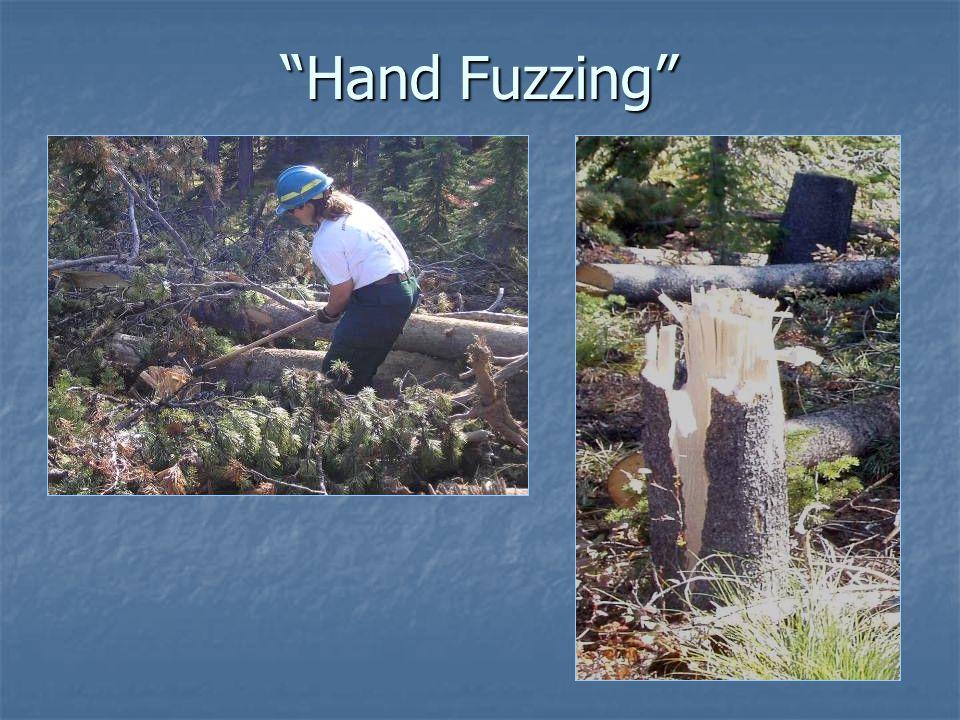 Hand Fuzzing