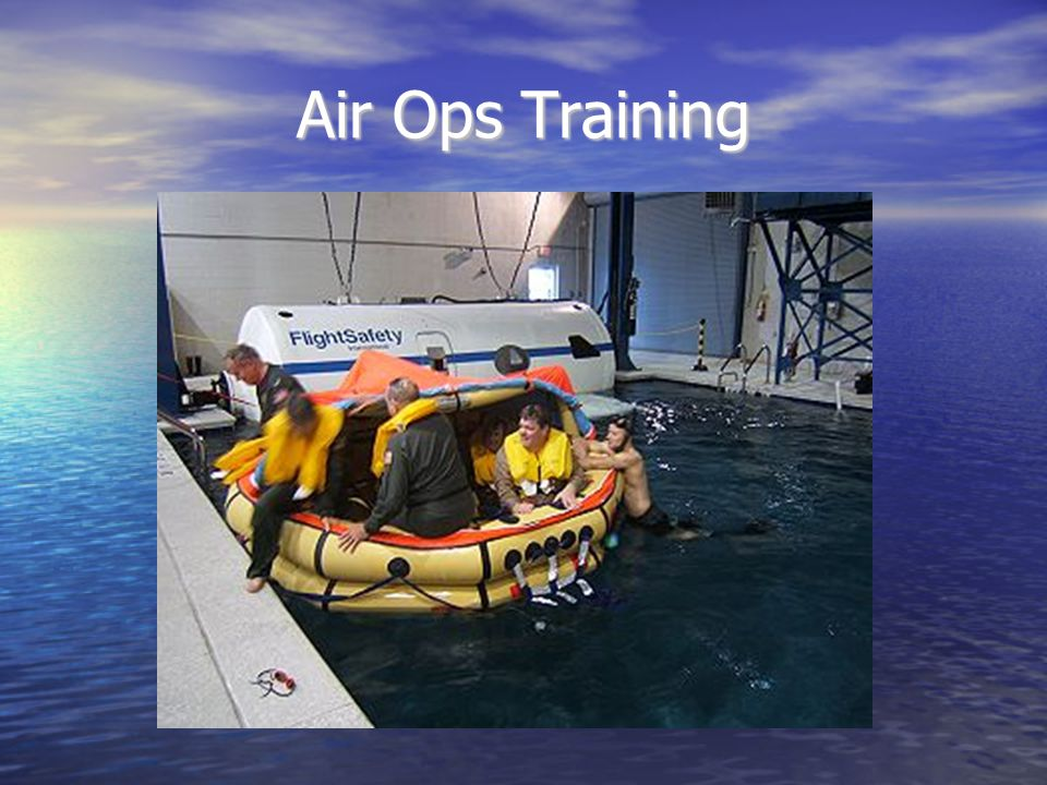 Air Ops Training