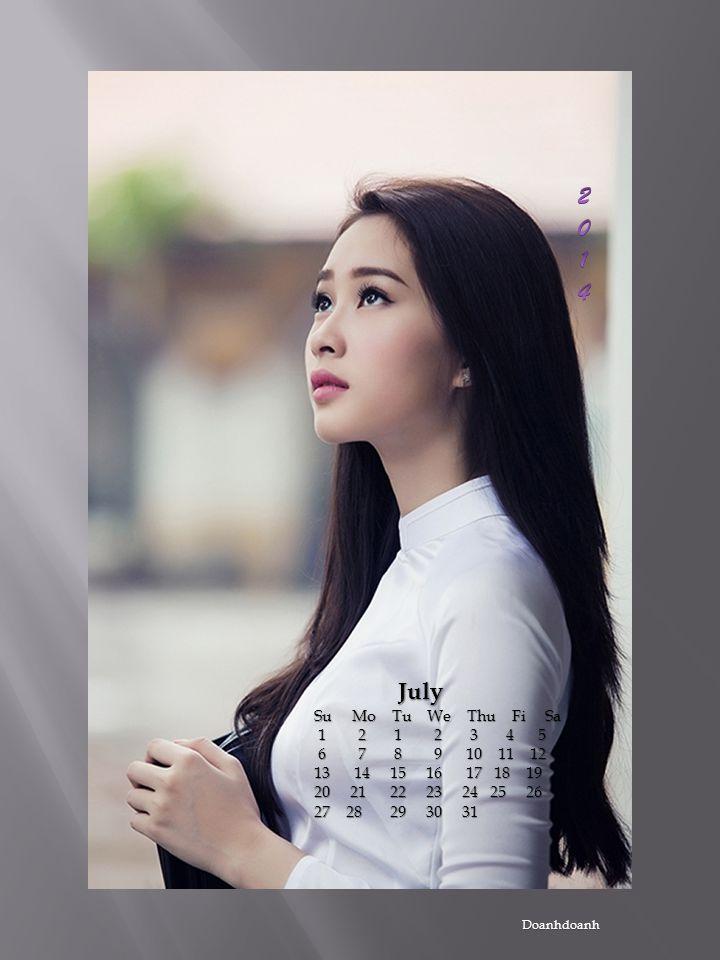 July July Su Mo Tu We Thu Fi Sa 1 2 1 2 3 4 5 1 2 1 2 3 4 5 6 7 8 9 10 11 12 6 7 8 9 10 11 12 13 14 15 16 17 18 19 20 21 22 23 24 25 26 27 28 29 30 31 Doanhdoanh