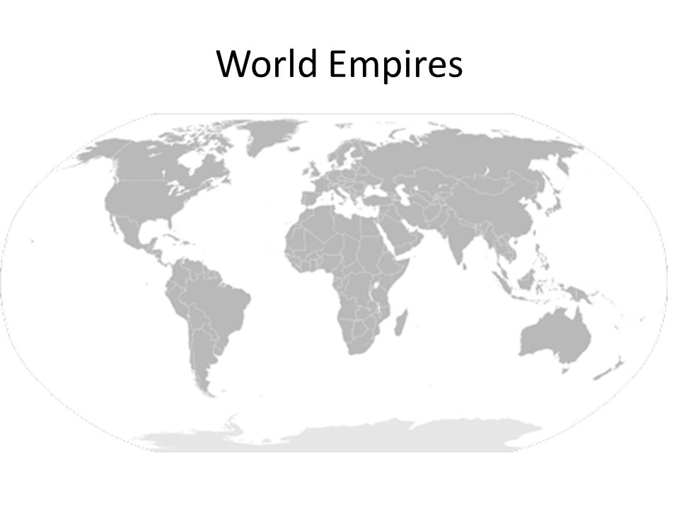 World history ii sol review day 1 world empires ppt download 2 world empires gumiabroncs Choice Image