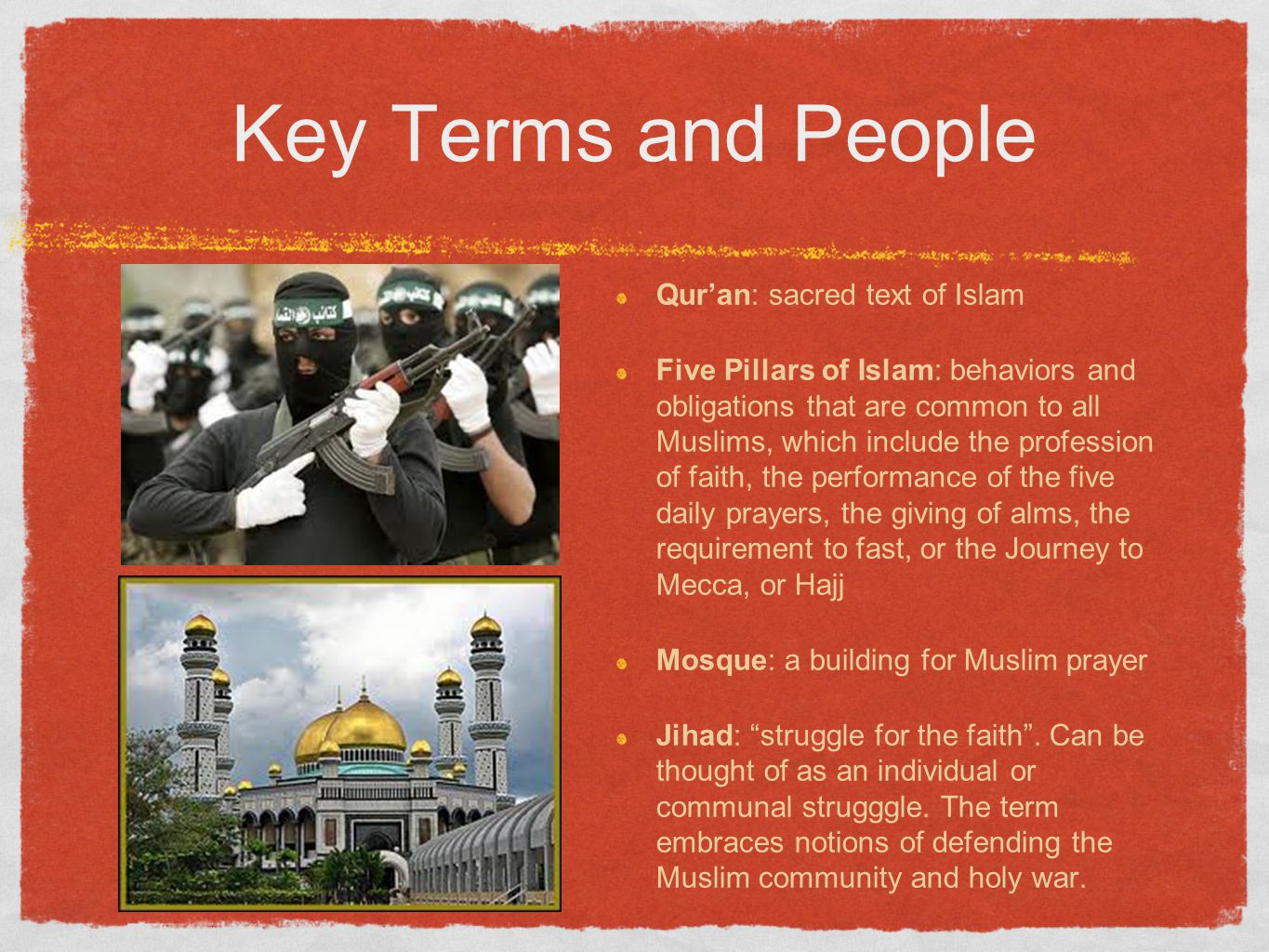 an overview of islam and the five pillars of islamic faith The five pillars of islam what is the summary of the 5 pillars of islam pillars you are considered out of islam faith and considered no longer muslim or.