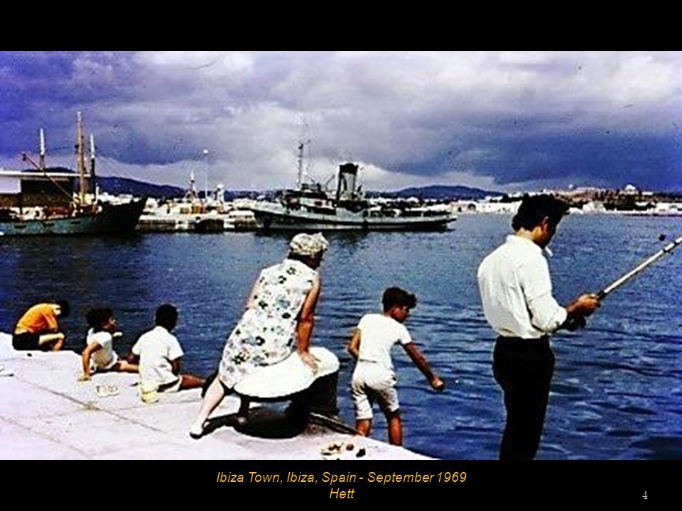 Ibiza Town, Ibiza, Spain - September 1969 Hett 4