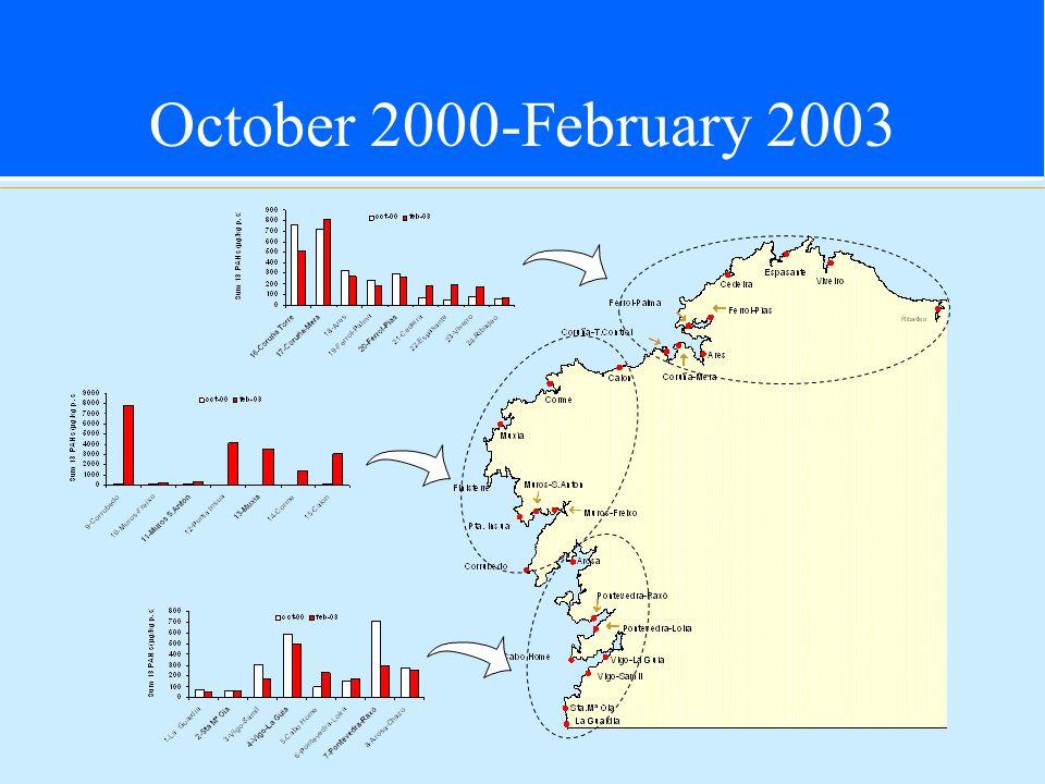 October 2000-February 2003