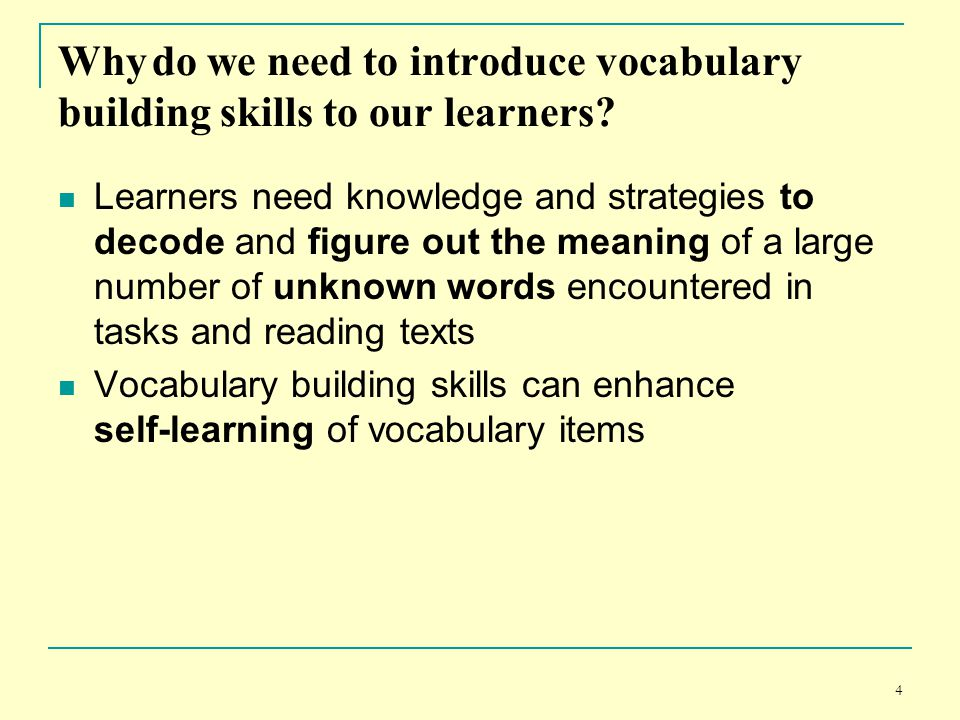 How to develop good English vocabulary!?