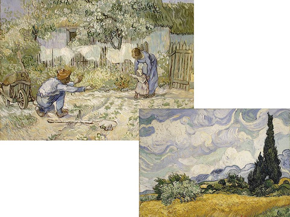 Van Gogh left Paris for the fresh air of southern France, and there he did some of his most inspired work.
