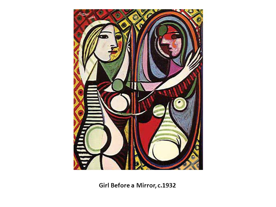 Girl Before a Mirror, c.1932