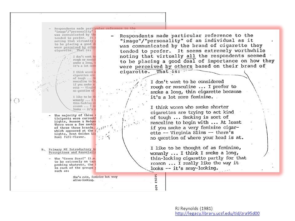 RJ Reynolds (1981) http://legacy.library.ucsf.edu/tid/zra95d00