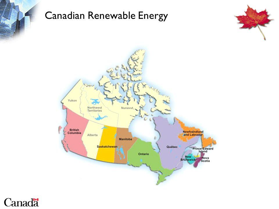 Canadian Renewable Energy