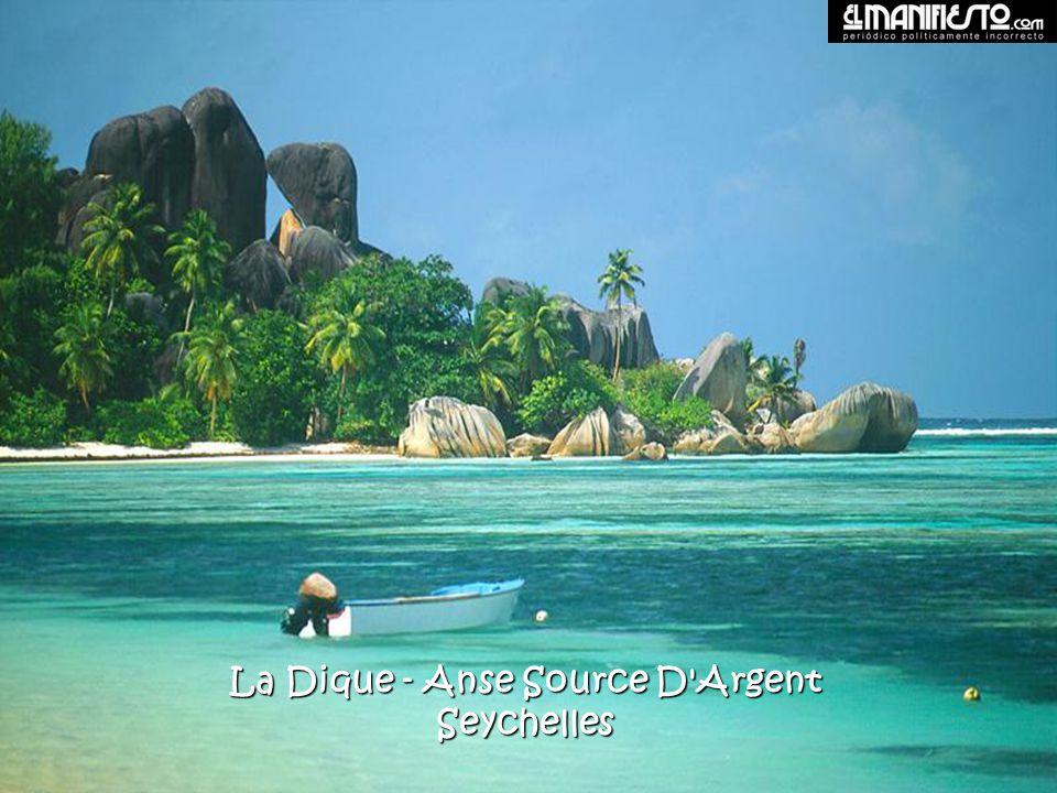 La Dique - Anse Source D Argent Seychelles