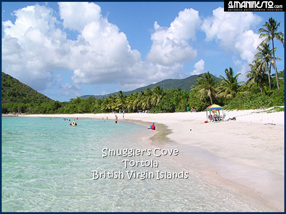 Smuggler s Cove Tortola British Virgin Islands