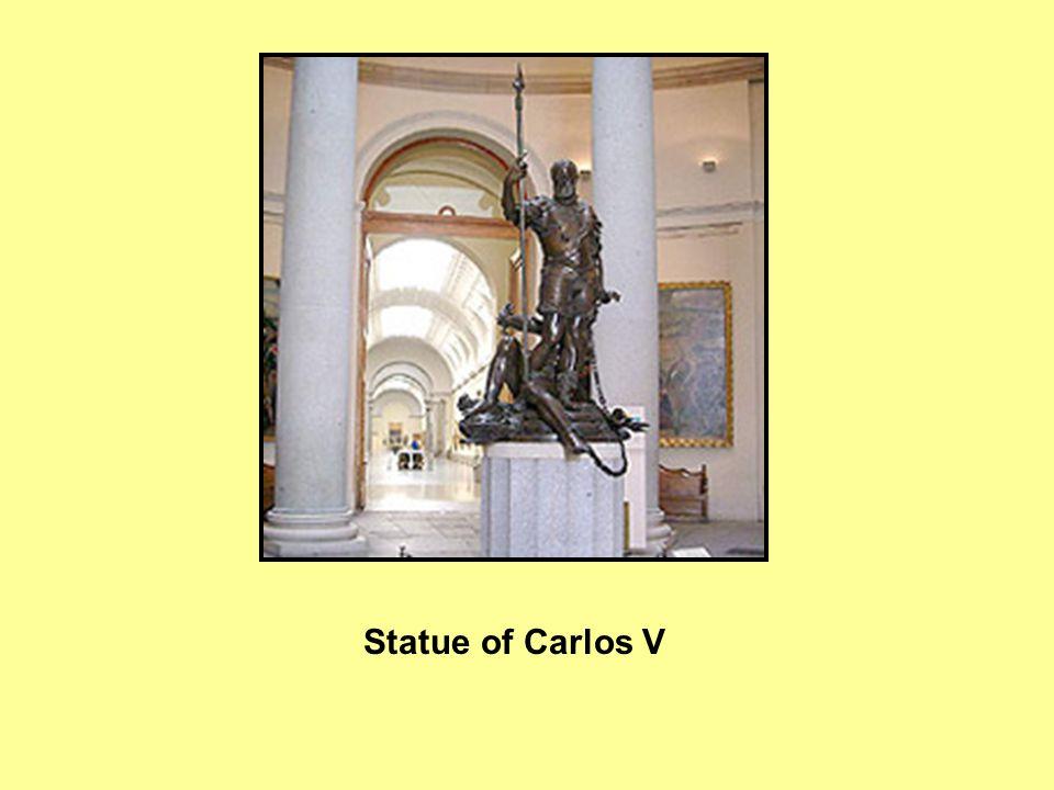 Statue of Carlos V