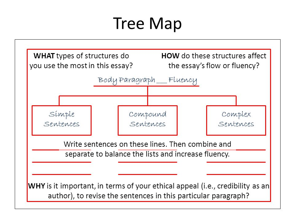 essay maps