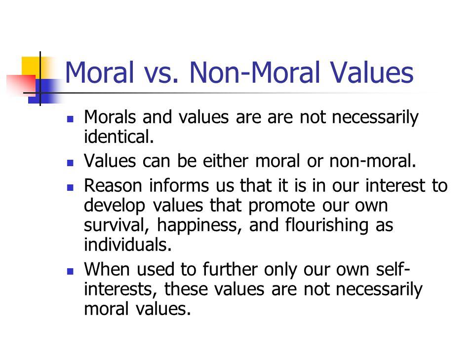 esei moral