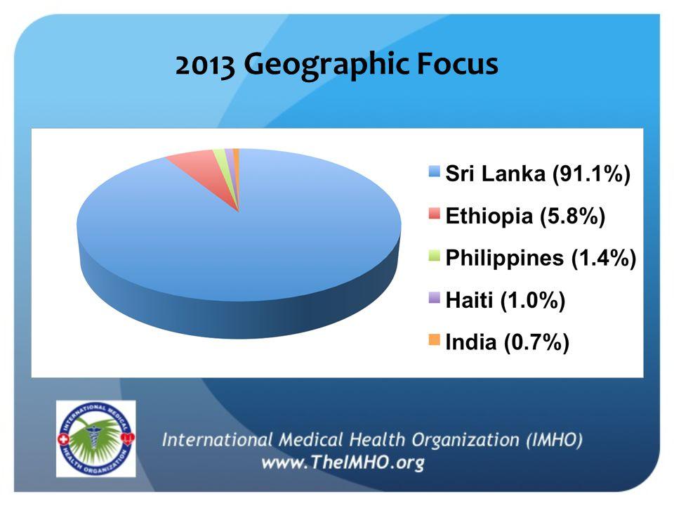 2013 Geographic Focus