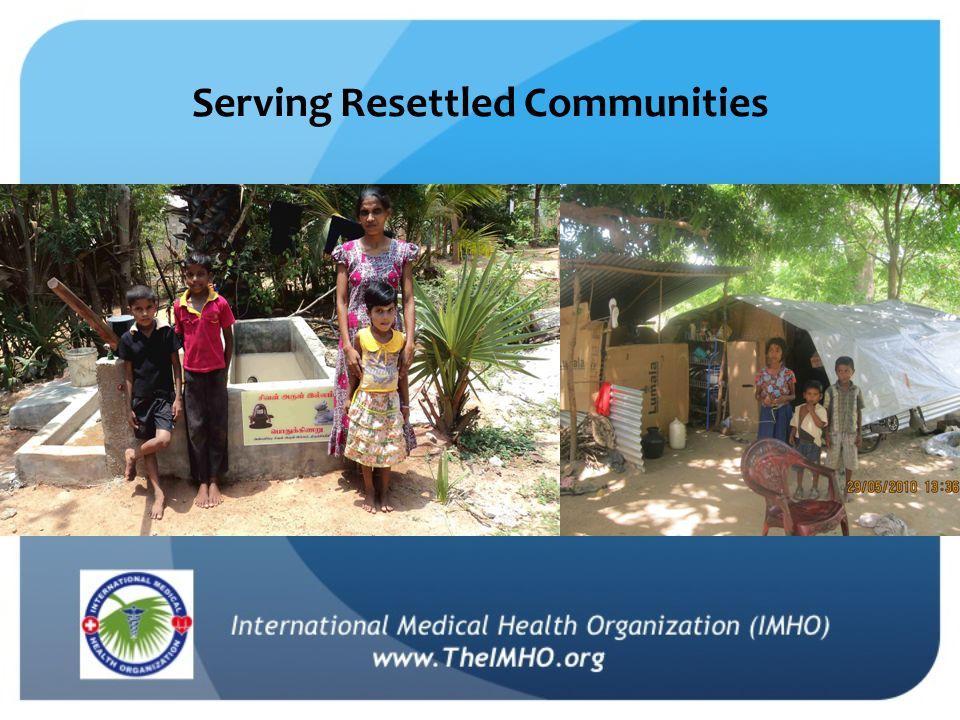 Serving Resettled Communities
