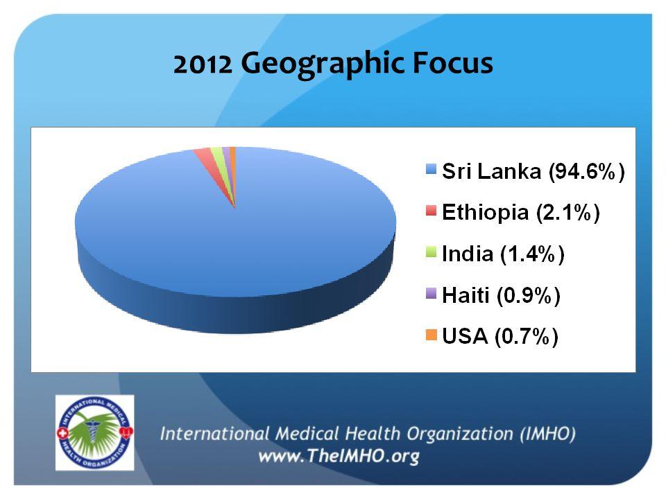 2012 Geographic Focus