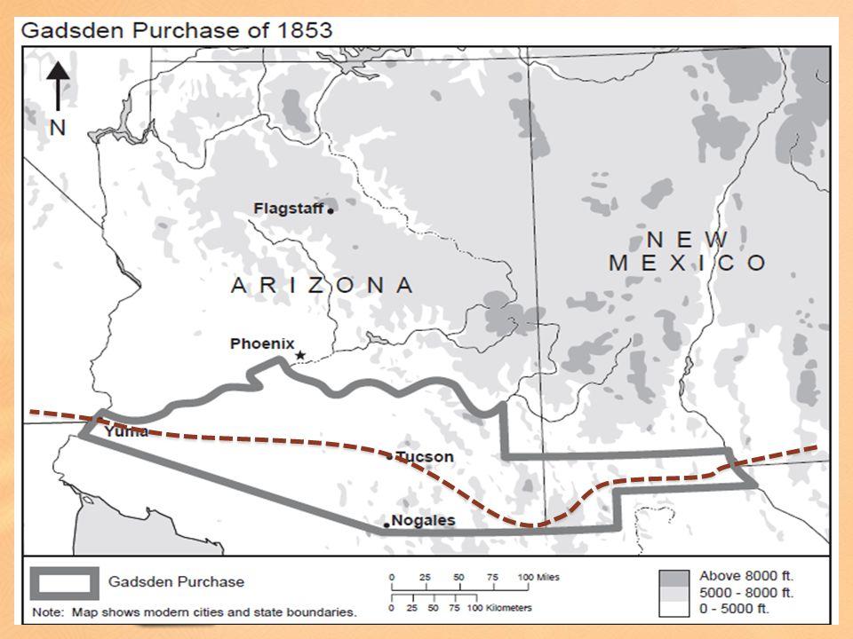 Gadsden Purchase Railroad