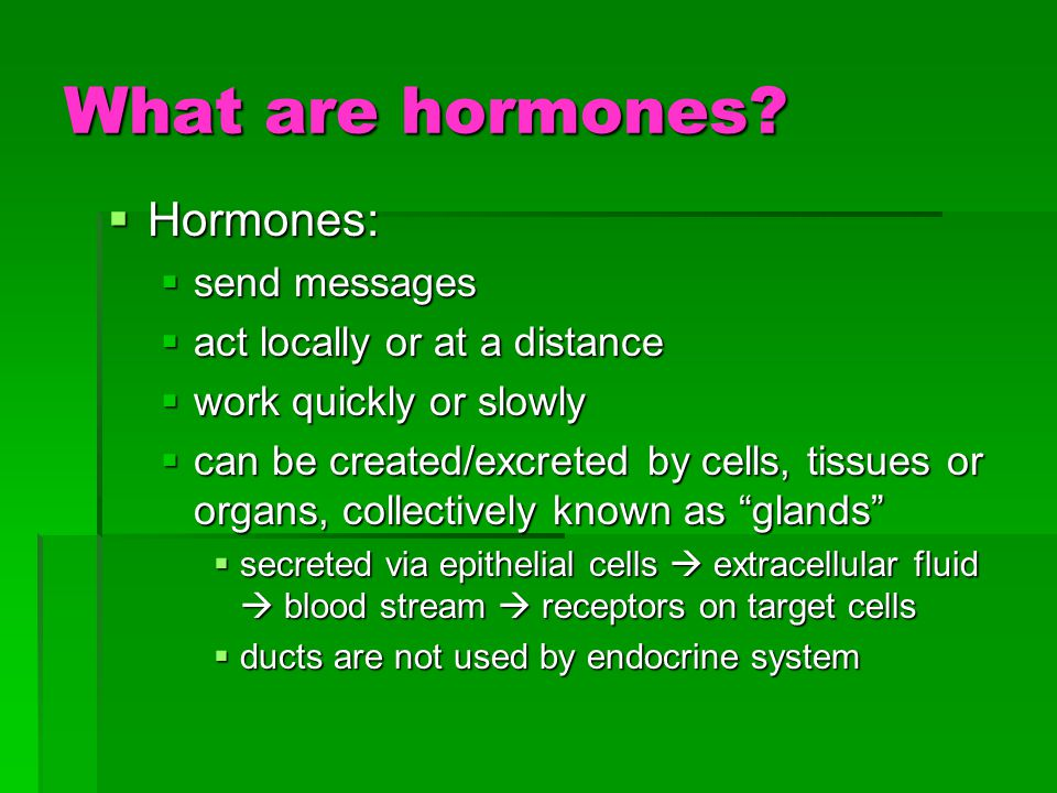 the endocrine system honors physiology. - ppt download, Human Body