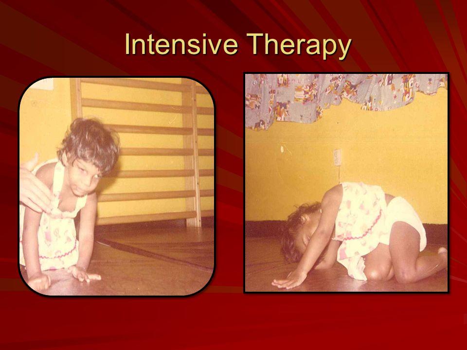 Age 3 ½ - sitting up!