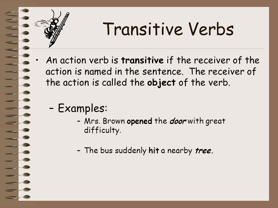 Printables Example Of Verbs In Sentence example of verbs in sentence precommunity printables worksheets action an verb tells what someone or transitive is