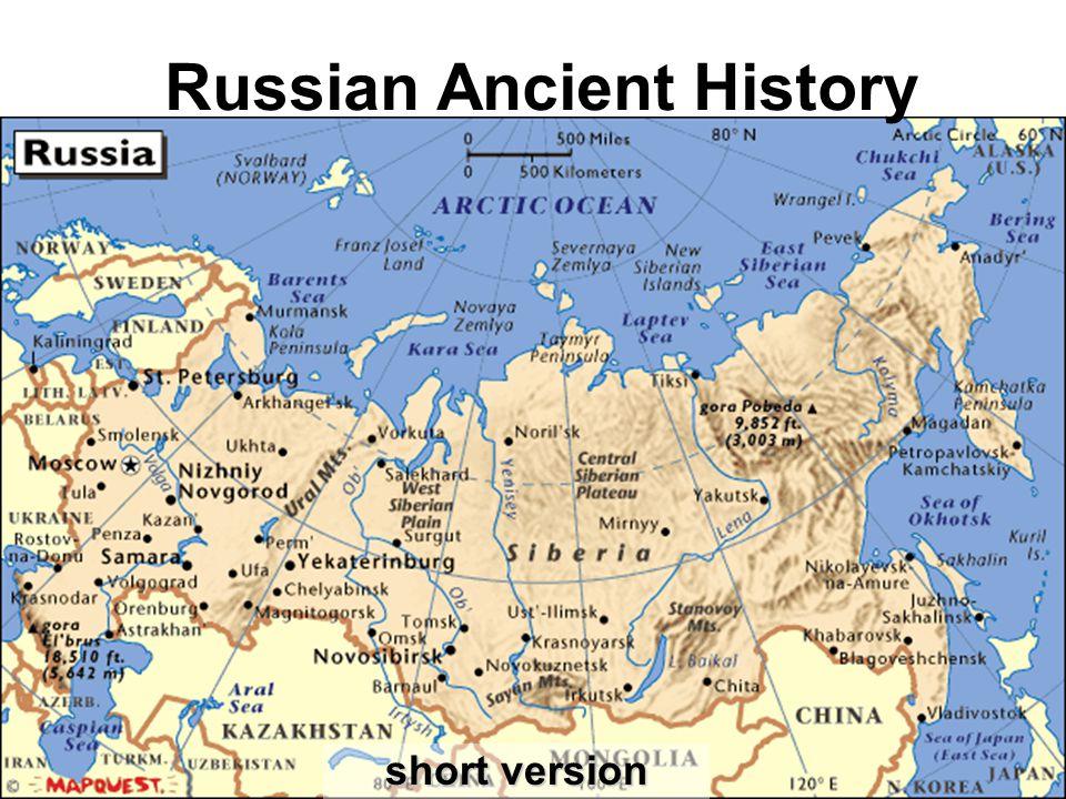 Russian Ancient History Short Version Timeline Vikings RuleZ IX - Russian vikings