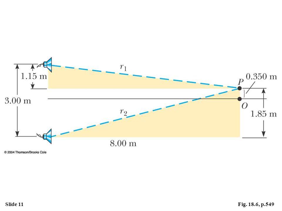 Slide 11Fig. 18.6, p.549